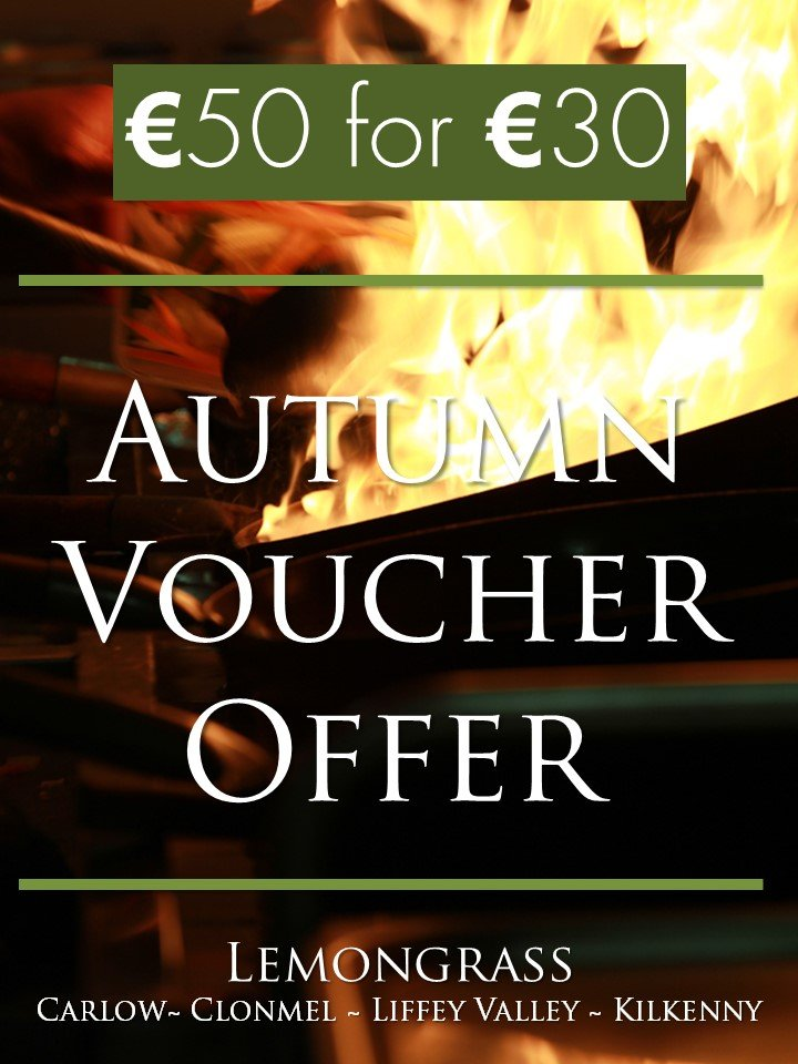 Image for Autumn Sale - €50 Voucher for €30